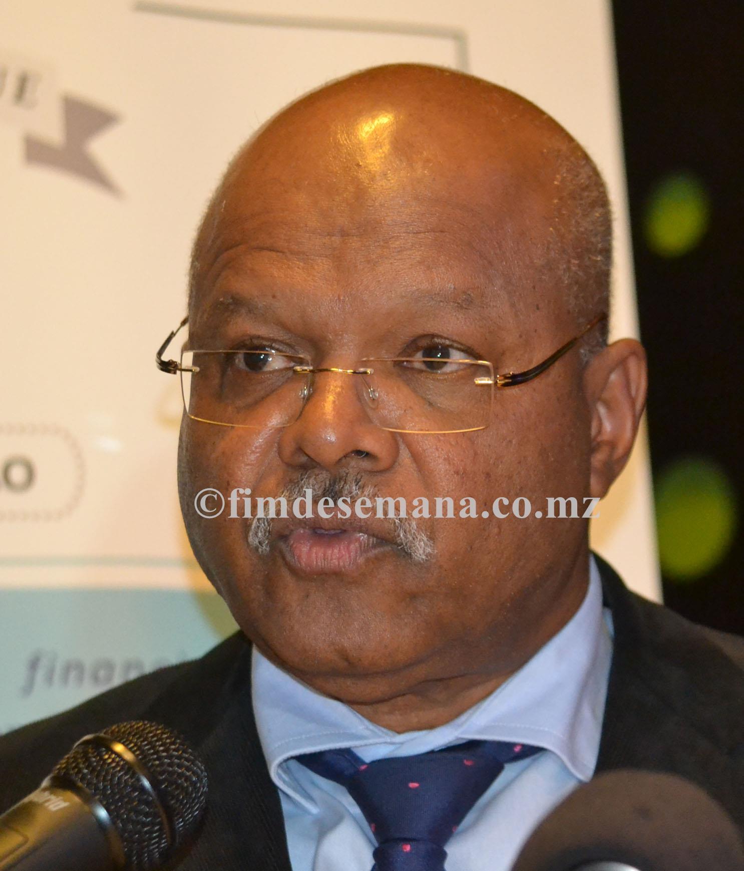 Aly Mallá Director Geral da Autoridade Tributária de Moçambique