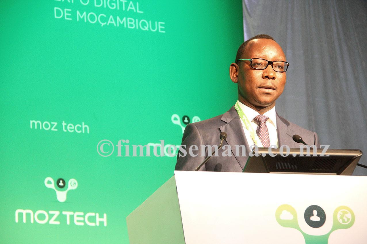 Daniel David Presidente da Comissão Executiva da MozTech