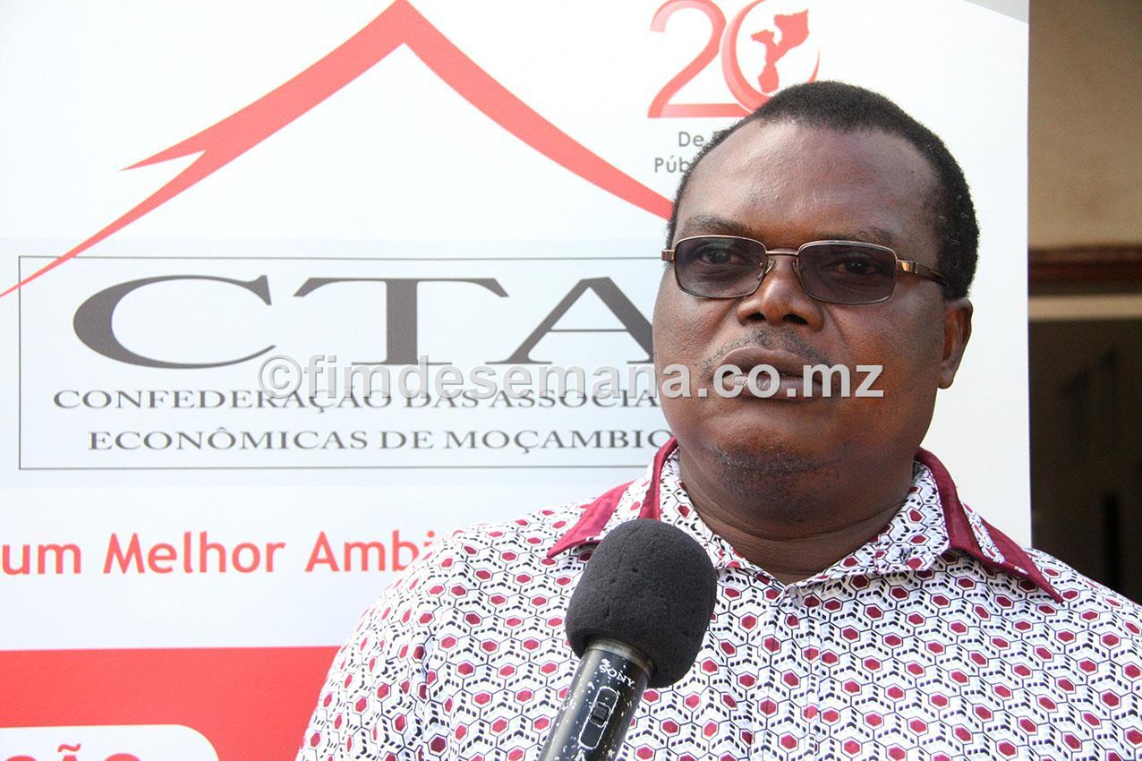 Joao Raiva Administrador do Distrito da Moamba