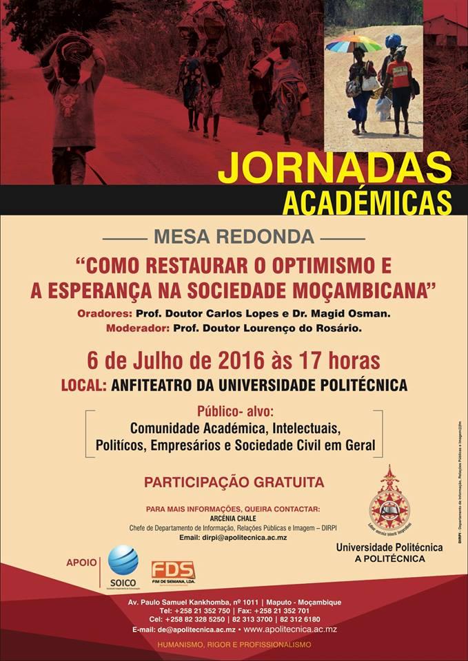 Jornadas Académicas Universidade Politécnica