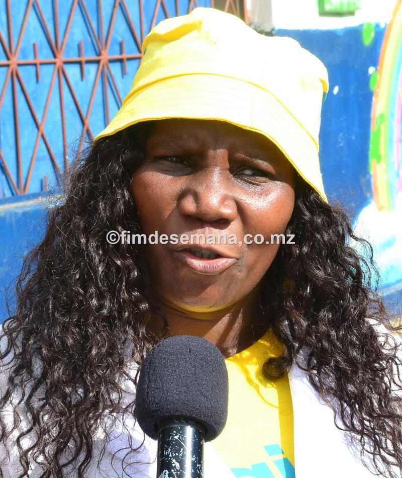 Educadora de infância Albertina Fernando