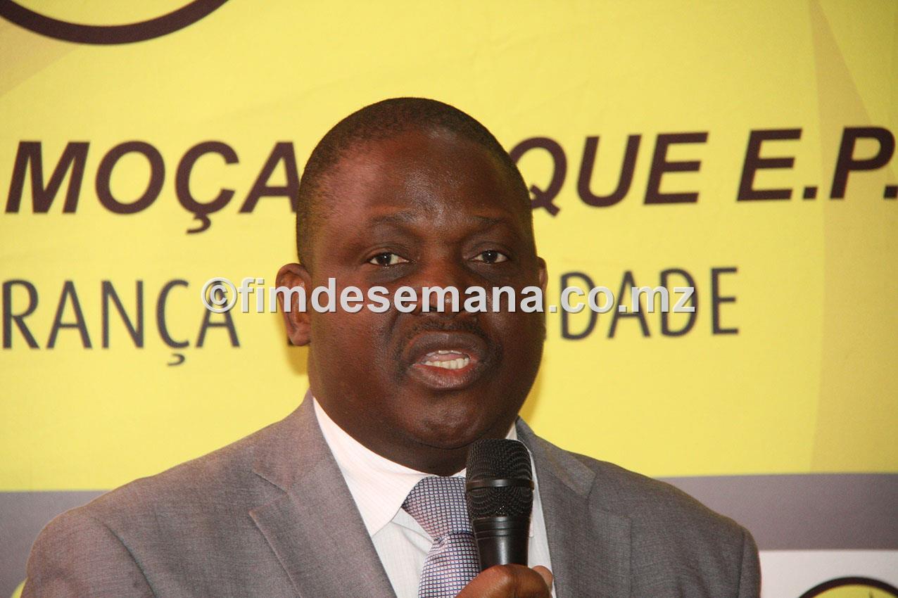 Emanuel Chaves PCA da Aeroportos de Moçambique