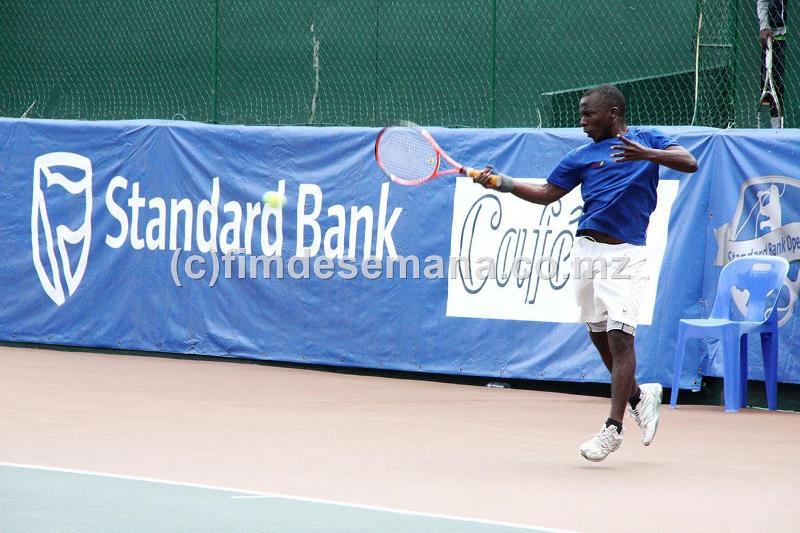 Jogos da qualificaçao dos Futures Standard Bank Open