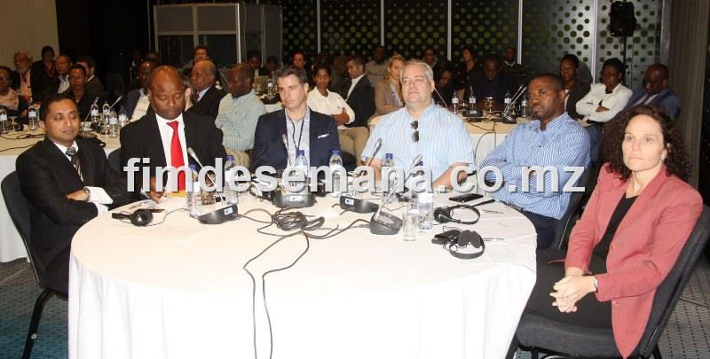 Participantes no Workshop sobre Corrupção em Moçambique 1