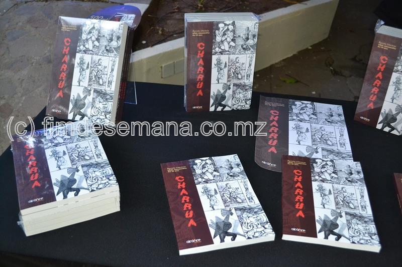 Revista literária Charrua