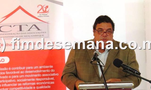 Rui Monteiro Vice Presidente da CTA
