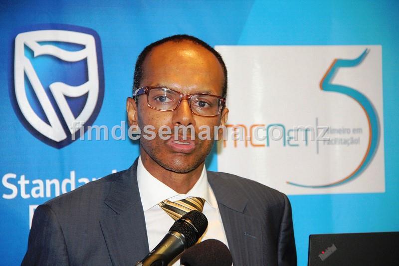 Fáusio Mussá economista chefe do Standard Bank
