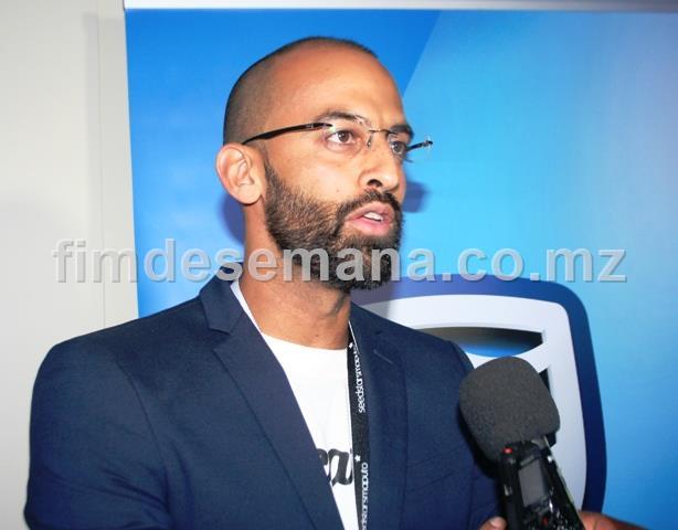 Frederico da Silva Director Geral da UX Information Technologies