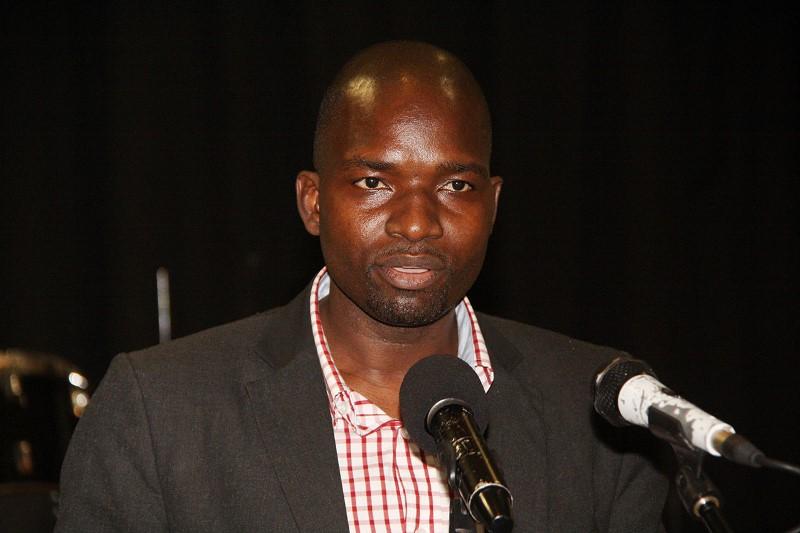 Leonel Muchanga Representante da Cornelder de Moçambique