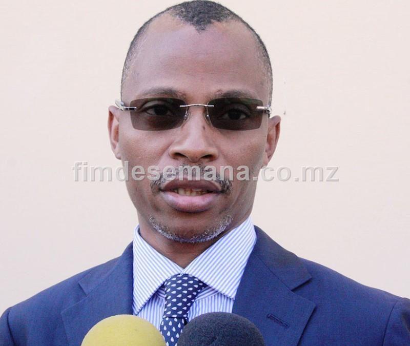 Osório Lucas Director Executivo da Sociedade de Desenvolvimento do Porto de Maputo