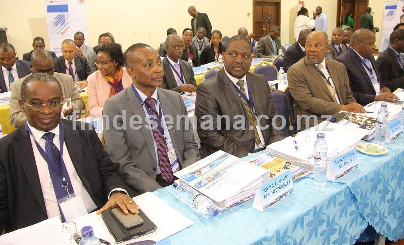 Participantes no Conselho Coordenador