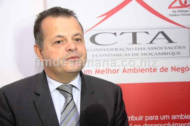 Rodrigo Soares Embaixador do Brasil em Moçambique