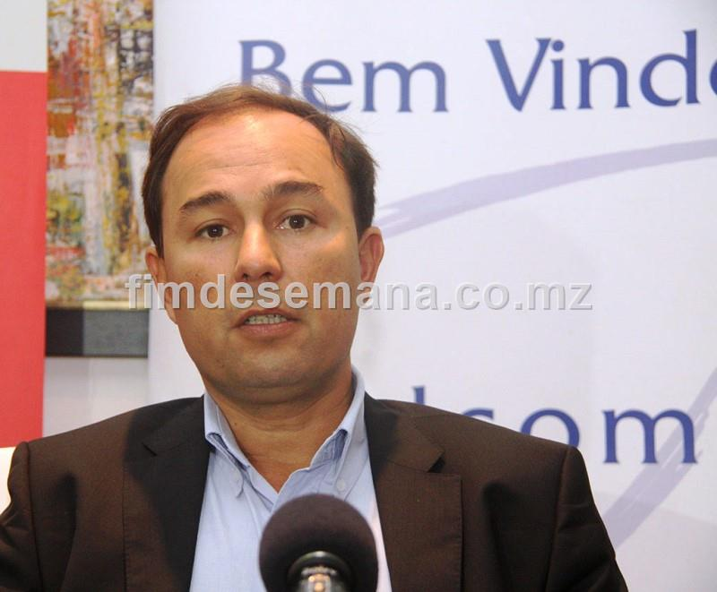 Alexandre Carpenter Director Geral da British American Tobacco em Moçambique