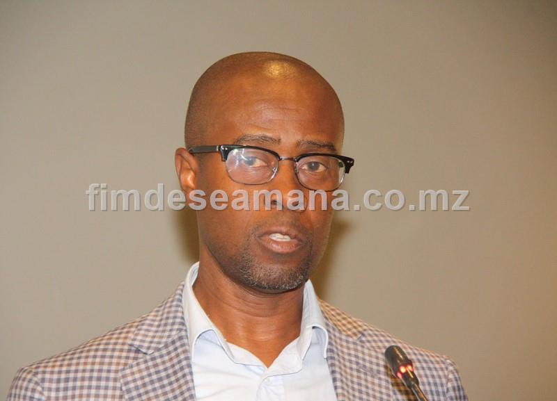 Egídio Leite Vice Presidente do Clube de Negócios França Moçambique