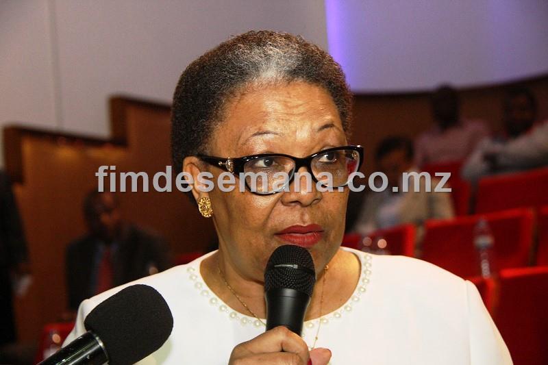 Ema Chicoco PCA do Instituto Nacional das Comunicaçoes de Moçambique