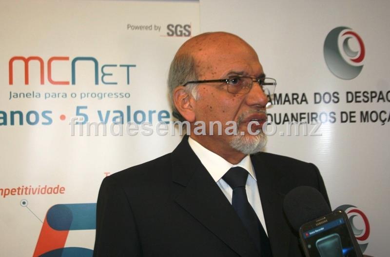 Kekobad Patel Membro do Conselho de Administraçao da MCNet
