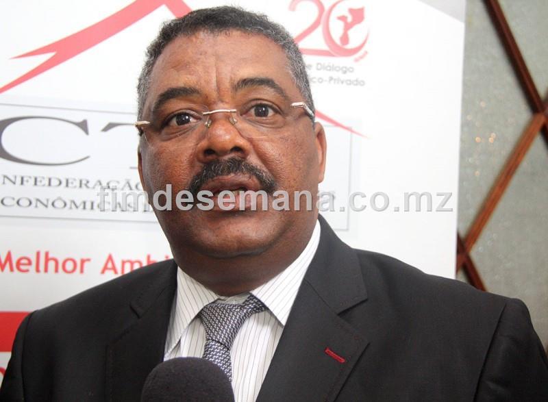 Rogério Manuel Presidente da CTA
