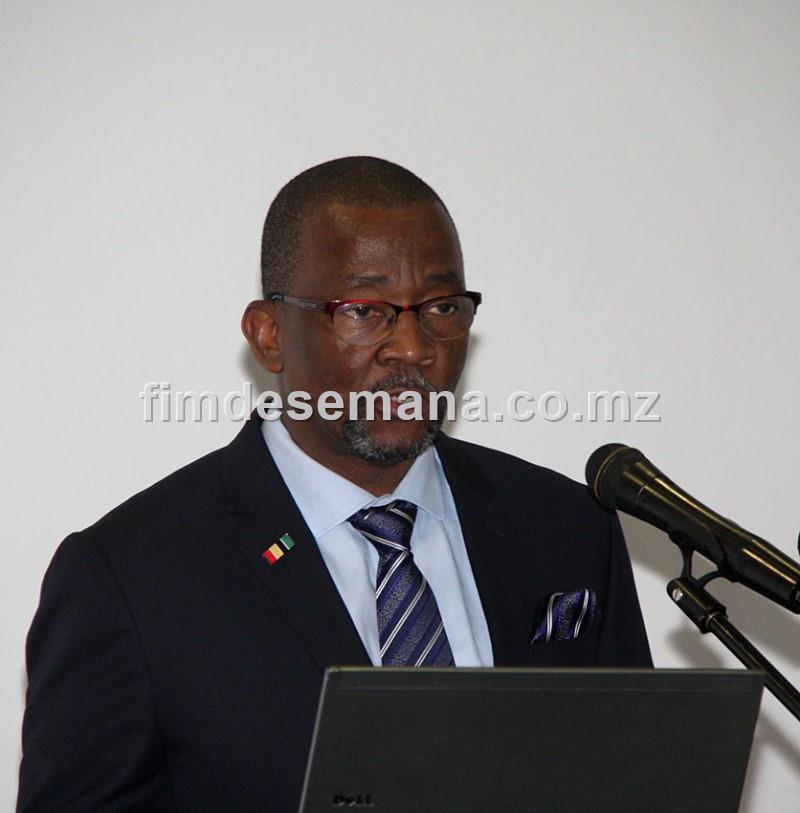 Tomás Vieira Mario Presidente do Conselho Superior da Comunicaçao Social