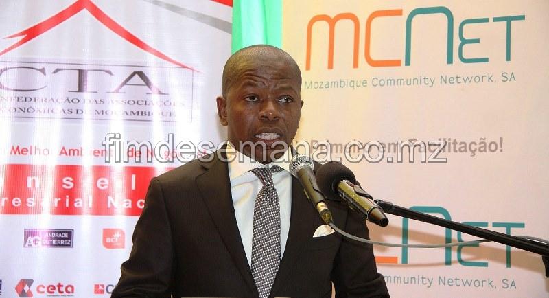 Agostinho Vuma Vice Presidente da CTA
