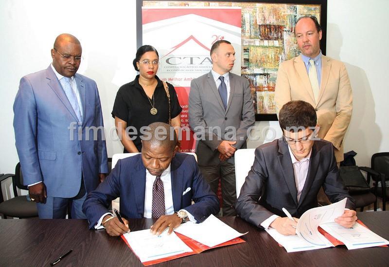 Assinatura de memorando entre a CTA e o Centro Nacional de Marketing e Estudo de Preço da Bielorrússia