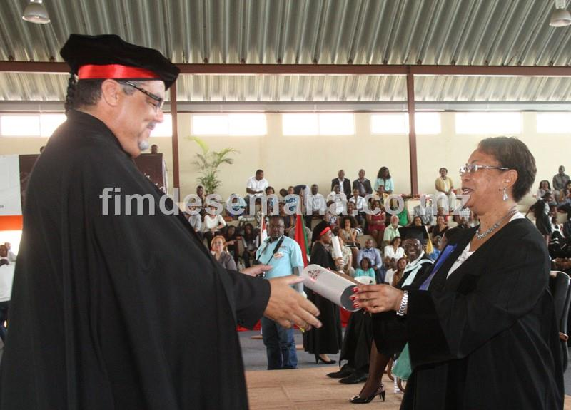 Entrega de diplomas 1
