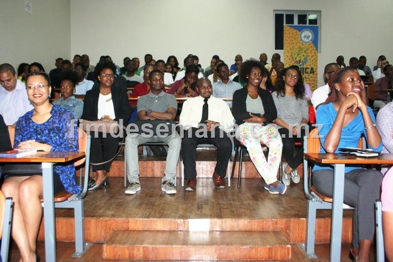 Participantes da Conferência A Ponte 2