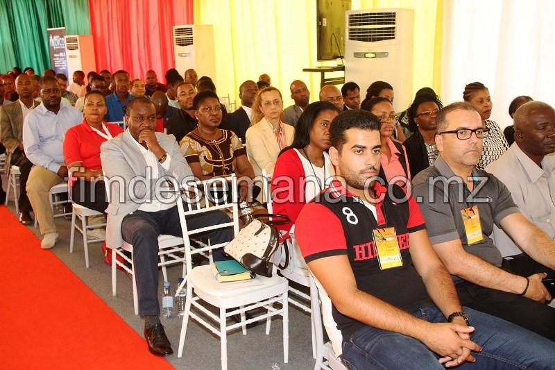 Participantes no seminário sobre a JUE 1