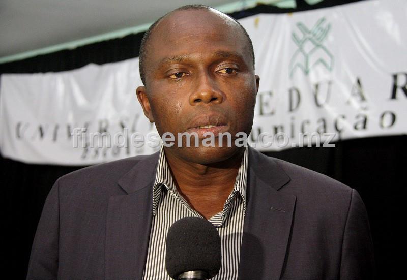 Pascal Nkula Director do Curso de Licenciatura em Marketing e Rela es P blicas