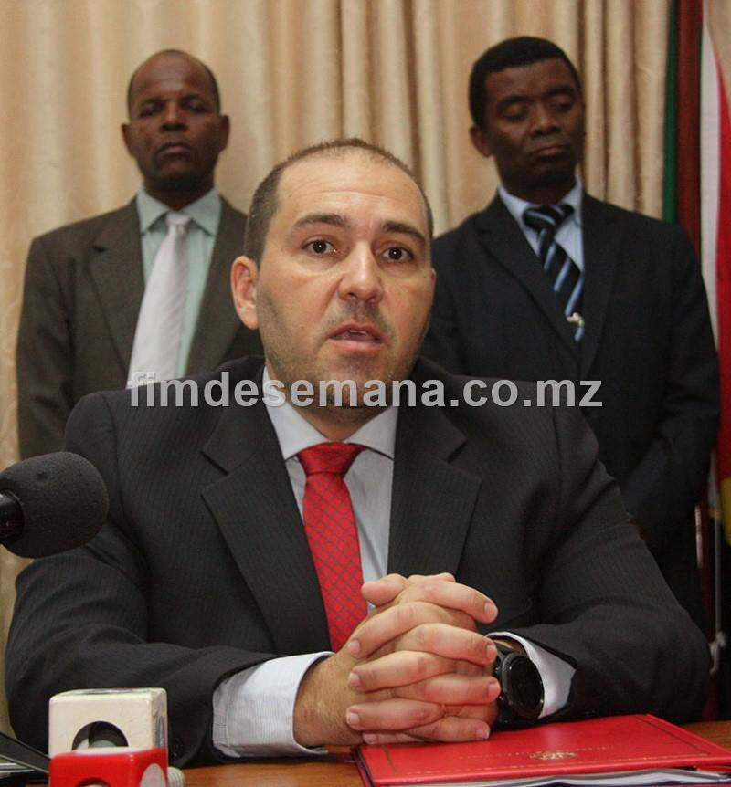 Renato Torres PCA do Corredor de Desenvolvimento do Norte
