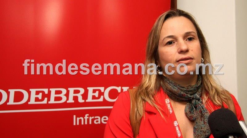 Richele Cabral directora de Mobilidade Urbana da Federaçao das Empresas de Transportes de Passageiros do Estado do Rio de Janeiro Fetranspor