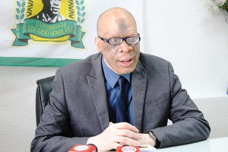 Carlos Mondlane Presidente da Associação Moçambicana de Juízes 2