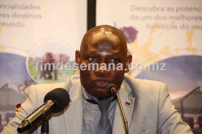 Eduardo Zuber Director Nacional do Turismo