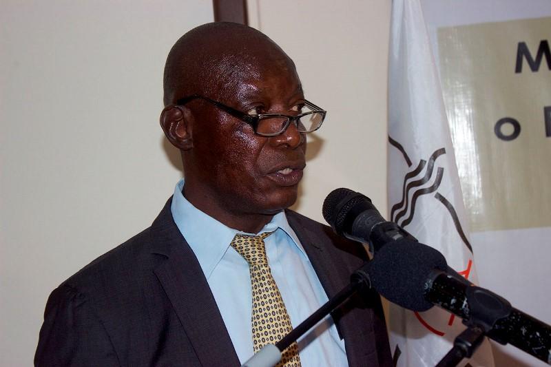 Fernando Gonçalves Presidente do MISA Moçambique