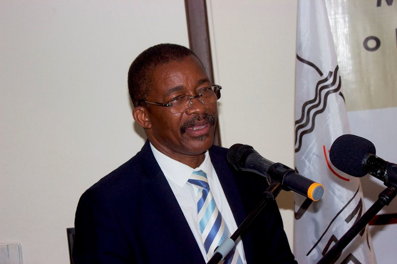 Flávio Menete Bastonário da Ordem dos Advogados de Moçambique