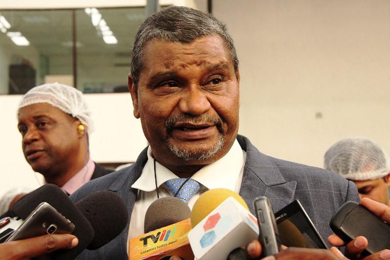 Ragendra de Sousa Vice Ministro da Indústria e Comércio