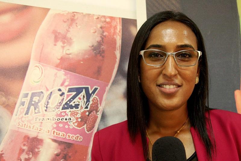 Rossana Sadula Administradora da Yaafico Industrial