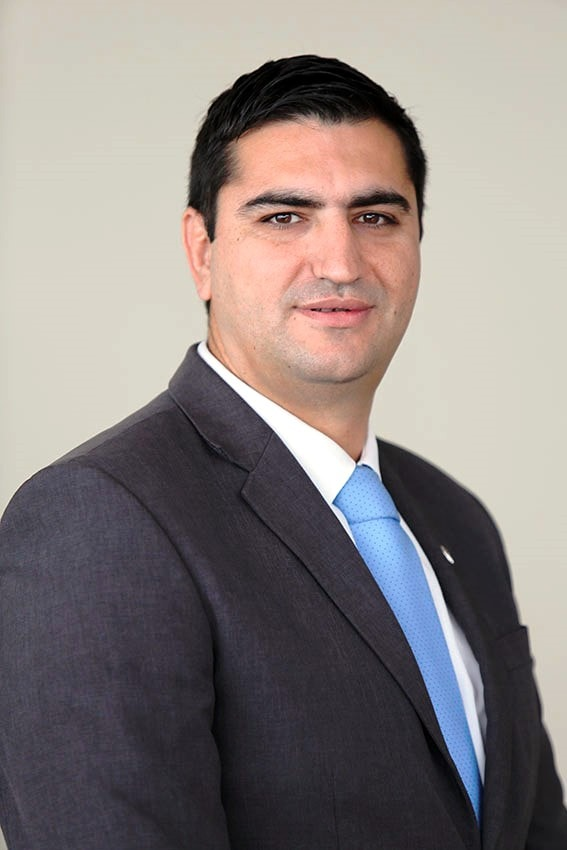 Victor Jardim Director da Banca de Particulares e Negócios do Standard Bank