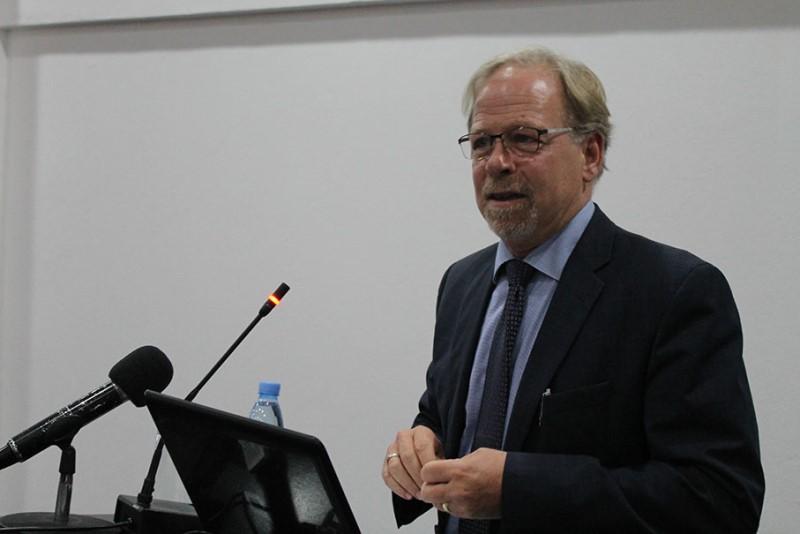 Mark Lundell Director do Banco Mundial para Moçambique