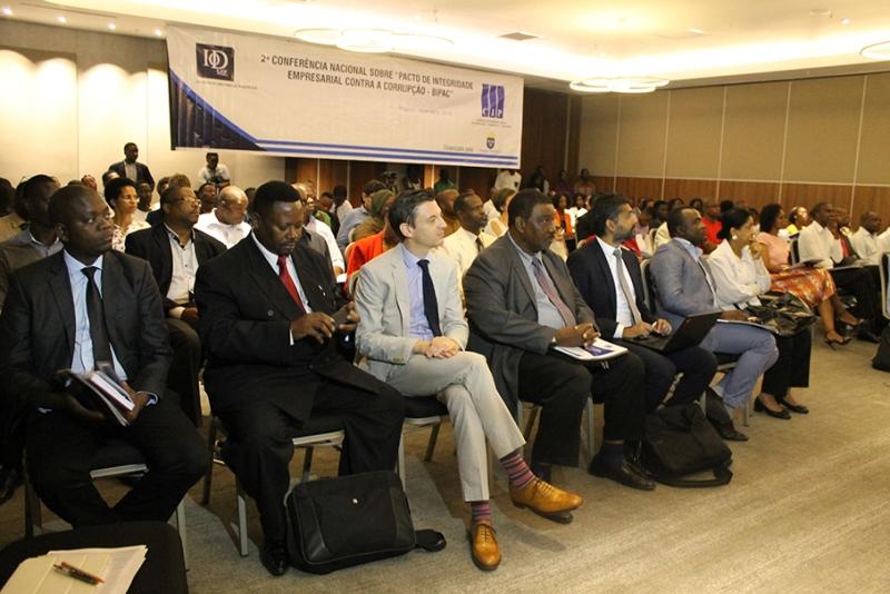 Participantes da segunda conferência do BIPAC