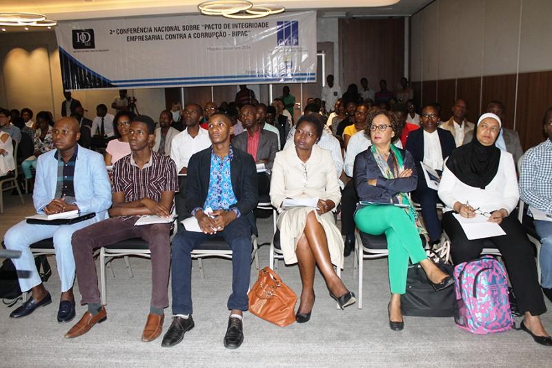 Participantes da segunda conferência do BIPAC 2