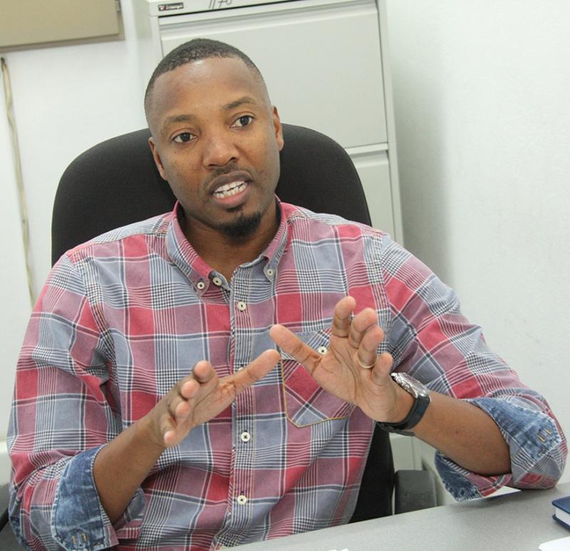 Délcio de Almeida Chefe da Repartição do Registo de Renumerações e Atribuições de Prestações da Delegação da Cidade de Maputo