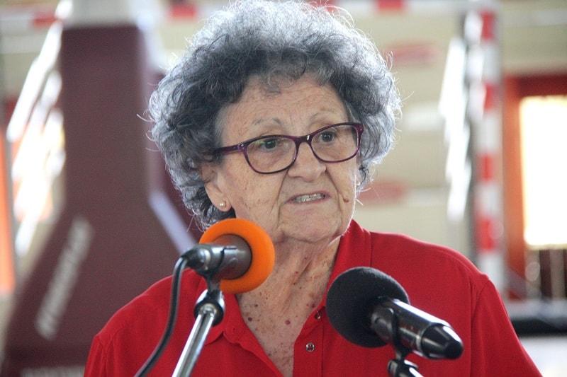 Natália Folgado Directora da Escola Secundária das Acácias