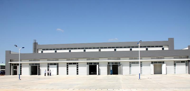 Oficina para reparação de autocarros multimarca