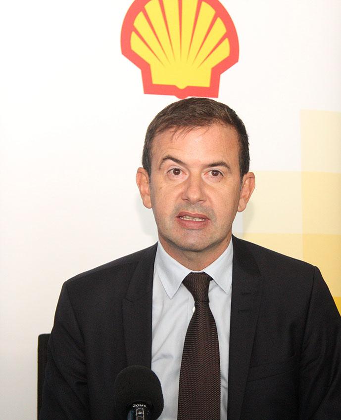 Alexandre Battaglia Representante da Shell em Moçambique