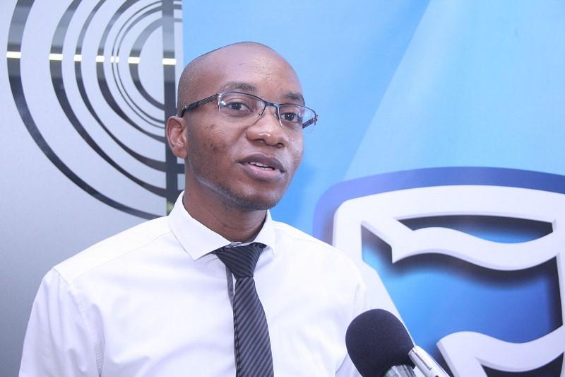 Eleutério Maússe colaborador do Standard Bank