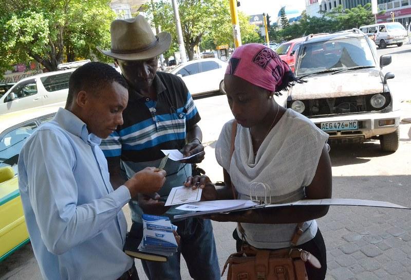 Inscrição de um taxista no sistema do INSS