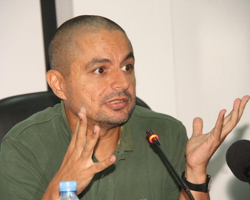 João Feijó investigador do OMR