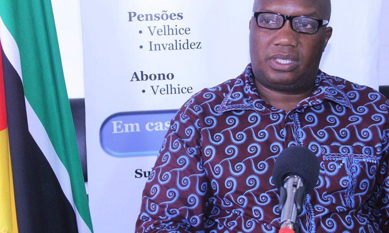 Sarmento Senda Delegado do INSS a nível da Cidade de Maputo 1