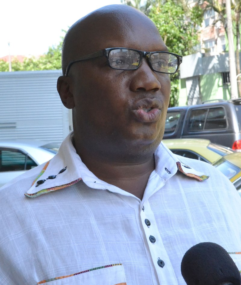 Sarmento Senda delegado do INSS a nível da Cidade de Maputo