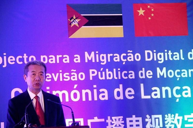Su Jian Embaixador da República Popular da China em Moçambique